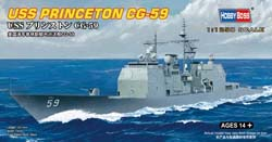 Hobby Boss USS PRINCETON CG-59 1:1250    , LIST PRICE $9.99