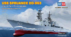 Hobby Boss 1/1250 USS Spruance DD-963�, LIST PRICE $9.99