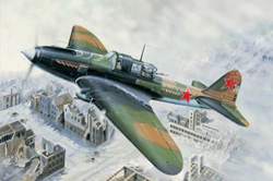 Hobby Boss 1/32 IL-2M Ground Attack A/C, LIST PRICE $143.99