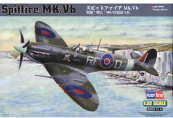 Hobby Boss 1/32 Spitfire MK V.B Fighter, LIST PRICE $75.99