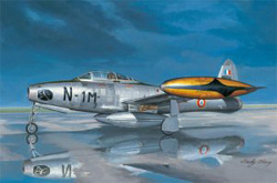 Hobby Boss 1/32 F-84G Thunderjet Fighter-Bomber, LIST PRICE $79.99