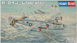 Hobby Boss 1:32 US B-24J Liberator, LIST PRICE $9999