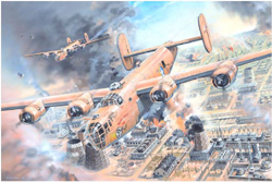 Hobby Boss 1:32 US B-24JD Liberator, LIST PRICE $250.99