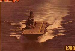 Hobby Boss USS Bataan Lhd-5 1:700, LIST PRICE $64.99