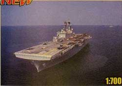 Hobby Boss USS Bonhomme Richard Lhd-6:700, LIST PRICE $999