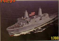Hobby Boss USS New York Lpd-21 1:700, LIST PRICE $64.99