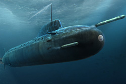 Hobby Boss Russian Navy Yasen Ssn 1:350, LIST PRICE $999