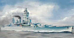 Hobby Boss French Strasbourg Battleship, LIST PRICE $136.99