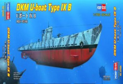 Hobby Boss U-BOAT TYPE IX B 1:700        , LIST PRICE $7.99