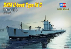 Hobby Boss U-BOAT TYPE IX C 1:700, LIST PRICE $7.99