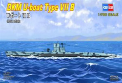 Hobby Boss U-BOAT TYPE VII B 1:700, LIST PRICE $7.99