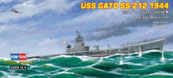 Hobby Boss USS GATO SS-212 1944 1:700, LIST PRICE $7.99