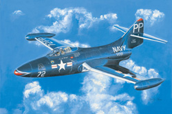 Hobby Boss 1/72 F9F-2P Panther Jet Fighter, LIST PRICE $23