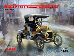ICM MODELS American Model T 1912 Rdstr:24, LIST PRICE $32.99