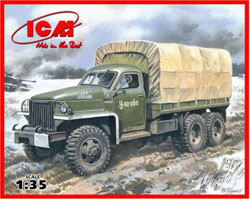 ICM MODELS STUDEBAKER TRUCK 1:35         , LIST PRICE $61.95