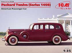 ICM MODELS Packard 12 Series 1408, LIST PRICE $57.95