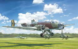 ITALERI 1:72 JU-86 E-1/E-2 , LIST PRICE $38.99