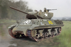 ITALERI M10 Tank Destroyer 1:56, LIST PRICE $29.99