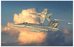ITALERI 1:48 F/A-18E Super Hornet , DUE 11/30/2019, LIST PRICE $56.99