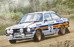 ITALERI 1:24 FRD ESCORT RS1800 M , LIST PRICE $45.99