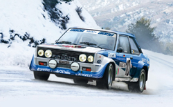 ITALERI Fiat 131 Abarth Rally 1:24, LIST PRICE $45.99