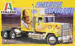 ITALERI AMERICAN SUPERLINER 1:24      , LIST PRICE $91