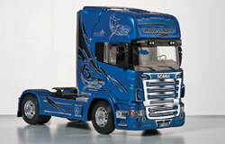 ITALERI Scania R620 Blue Shark 1:24, LIST PRICE $89