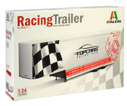 ITALERI 22'Fifth Wheel Racing Trans:24, LIST PRICE $91.5