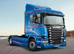 ITALERI 1:24 Scania R400 Streamline (Flat Roof)  , DUE 6/30/2019, LIST PRICE $84.99