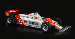 ITALERI Alfa Romeo 179/179C Car 1:12, LIST PRICE $207.5