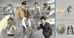 ITALERI Vosper Crew fig & acces.1:35, LIST PRICE $30.99