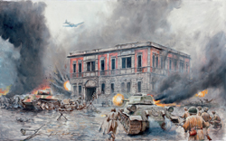ITALERI Battle of Berlin 1:72, LIST PRICE $105.99