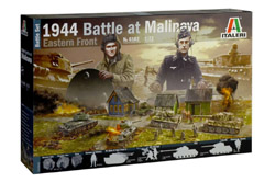ITALERI Battle at Malinava 1944 1:72, LIST PRICE $105.99