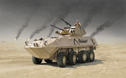 ITALERI Lav-25 Gulf War Ann. 1:35, LIST PRICE $32.99