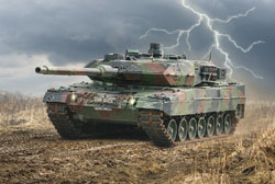 ITALERI 1:35 Leopard 2A6 , DUE 5/30/2019, LIST PRICE $56