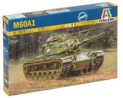 ITALERI 1:72 M60A1 , LIST PRICE $23.99