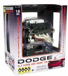Lindberg  J Lloyd DODGE HEMI 6.1 SRT 1:6 B/U    , LIST PRICE $55