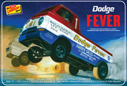 Lindberg  J Lloyd Dodge Fever Wheelstander; 1:25, LIST PRICE $29.25