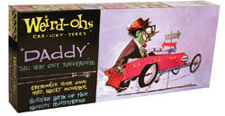 Lindberg  J Lloyd WEIRD-OHS DADDY               , LIST PRICE $17.25