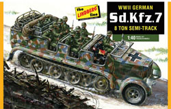 Lindberg  J Lloyd GERMAN HALF-TRACK 1:40, LIST PRICE $29.6