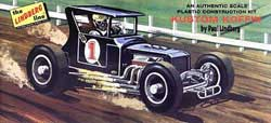 Lindberg  J Lloyd Kustom Koffin 1:24, LIST PRICE $22.5