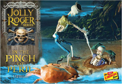 Lindberg  J Lloyd Jolly Roger Series : In the Pinch of Peril, LIST PRICE $999.99