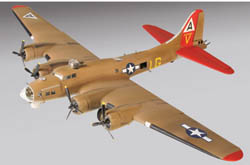 Lindberg  J Lloyd 1/64 B-17 Super Fortress Bomber, LIST PRICE $30