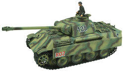 Lindberg  J Lloyd 1/72 Panthers G Tank, LIST PRICE $15