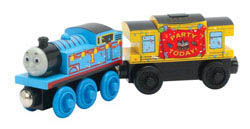 Learning Curve TWR Birthday Thomas & Musical Caboose, LIST PRICE $24.99