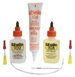 Labelle LUBE KIT N/Z, LIST PRICE $28.98