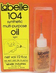 Labelle SYNTHETIC MOTOR OIL-MEDIUM, LIST PRICE $6.98