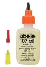 Labelle PLASTIC COMPATIBLE MOTOR OIL-MEDIUM, LIST PRICE $9.29