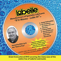 Labelle How To Lube Trains CD, LIST PRICE $16.98
