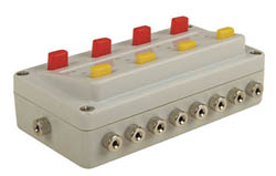 Marklin/TRIX Dividing Control Box, LIST PRICE $19.99
